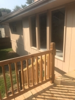Deck/Stairs